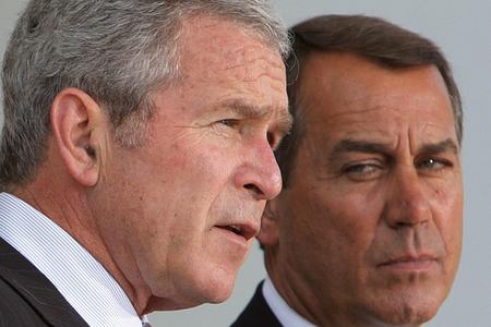 Bush Economic Issues