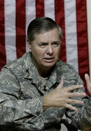 CHICKENHAWK GRAHAM