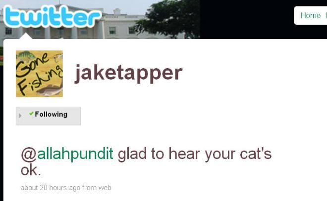weird tapper